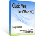 Box of Classic Menu for Office 2007